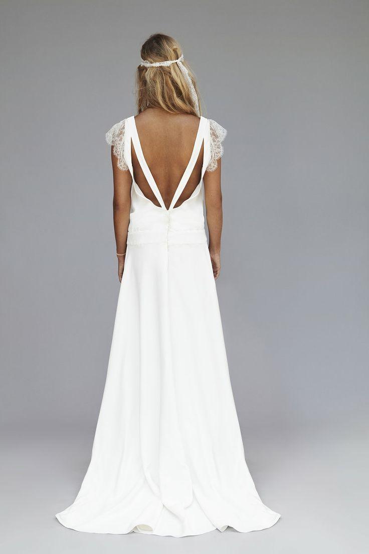 Robes de mariée Bruxelles  collection  Robes de mariée  Pinterest