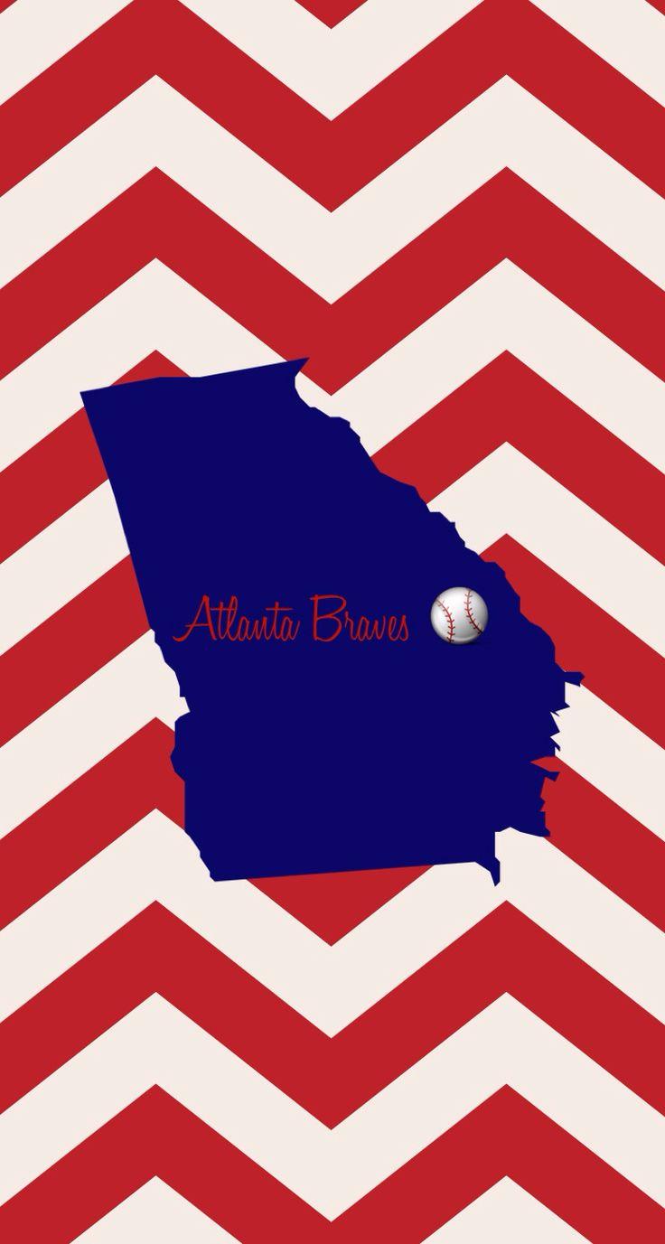 pin by ashley rush on braves baseball pinterest