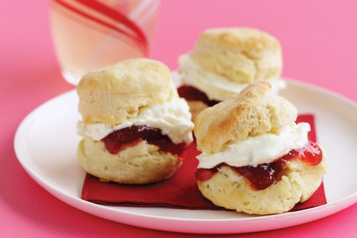 Lemonade makes the scones light and fluffy and adds a hint of lemon ...