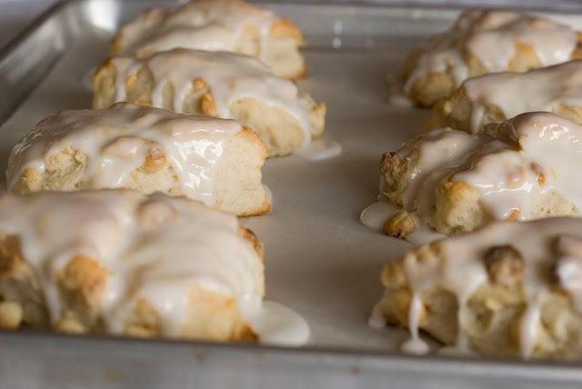 White Chocolate Lemon Scones | Scones, My Latest Addiction | Pinterest