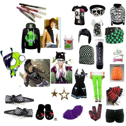 Emo scene clothing stores Clothing stores