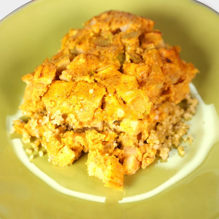 Sweet Potato & Apple Casserole Recipe — Dishmaps