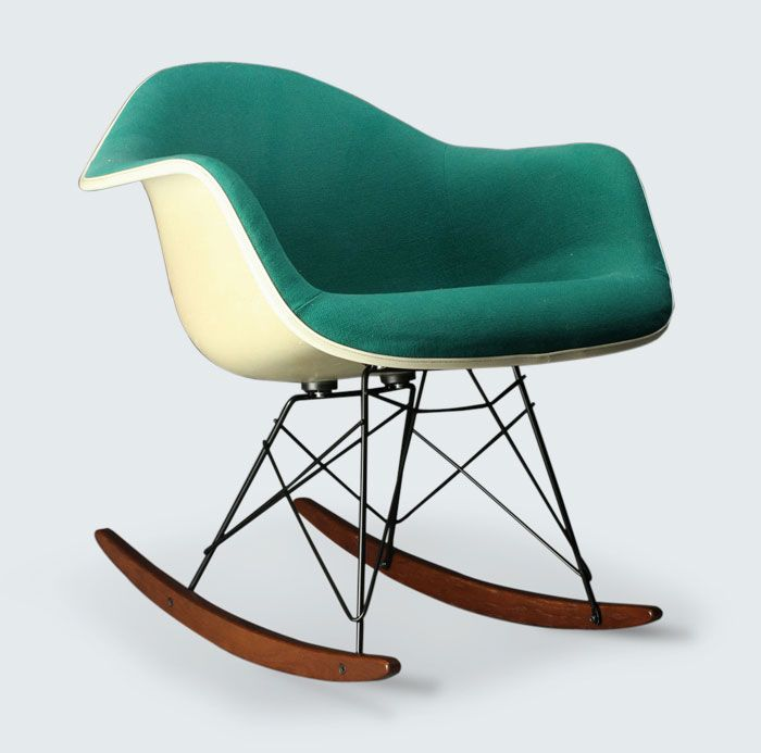 Charles Eames Rocking Chair  Home  Pinterest