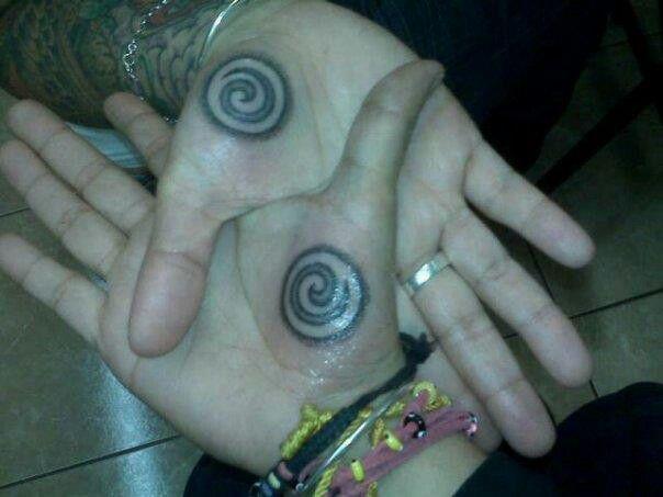 Karma symbol tattoos i 39 ll never end up getting pinterest for Karma symbol tattoo