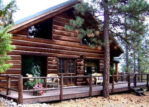 Log Cabins May 2015