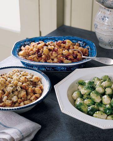 Celery-Herb Stuffing - Martha Stewart Recipes