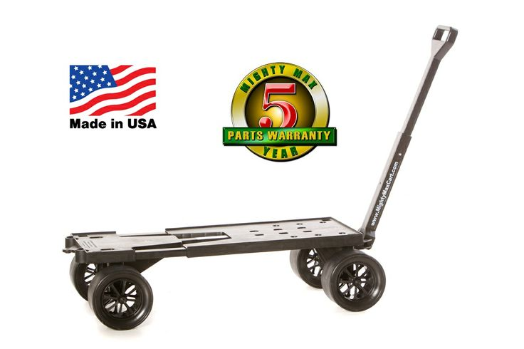 Mighty Max Cart Utility Cart  Flatbed Cart Garden Cart Lawn Cart All Purpose Cart at Sears.com