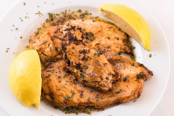 Lemon Herb Chicken | Sugar Free Inspiration | Pinterest