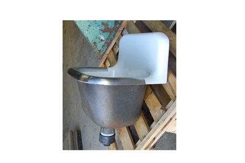 Vintage Utility Sink : Vintage Kohler Cast Iron Porcelain Utility Sink Laundry Shop Potting