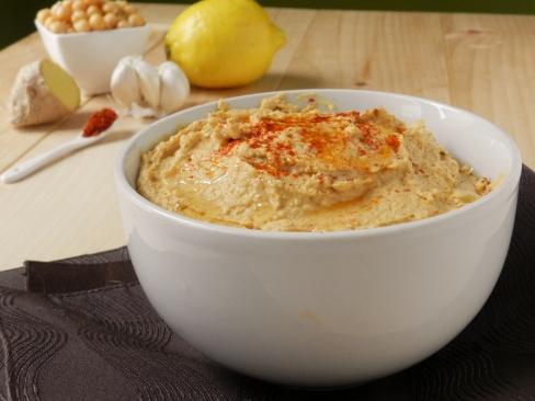 Curried Hummus | Dips, Dressings, Salsas, etc | Pinterest
