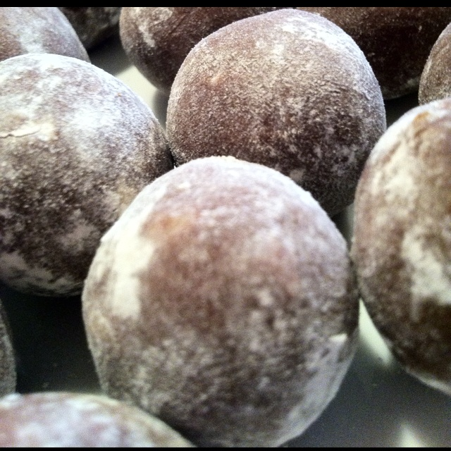 Chocolate Rum Balls I Recipe — Dishmaps