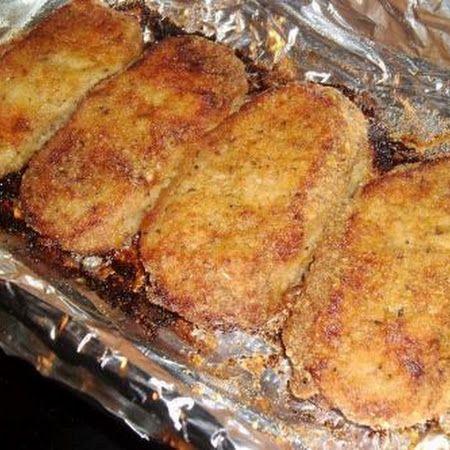 Parmesan Baked Pork Chops   Food   Pinterest