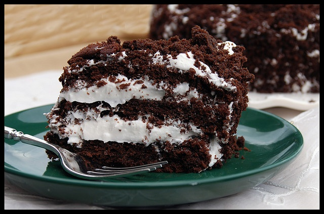 Dorie Greenspan's White Out Devil's Food Chocolate Cake. Visit www ...