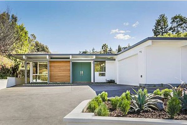 mid century modern real estate renos pinterest