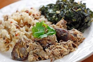 Slow-Cooked Pernil (Puerto Rican Pork) | food | Pinterest