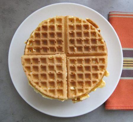 Savory Waffles | Mmmmmmm.. | Pinterest