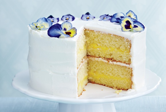 you make a scrumptious dessert. We made this Triple-Lemon Layer Cake ...