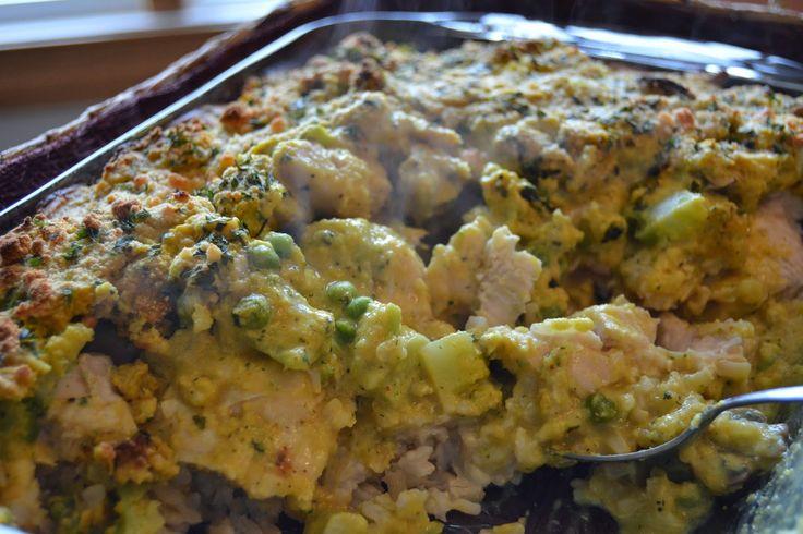 Creamy Chicken And Rice Casserole Recipes — Dishmaps