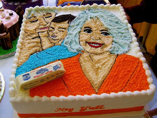 paula deen birthday cakes