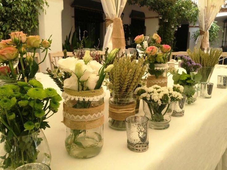 Ideas para una boda vintage - Decoracion boda vintage ...