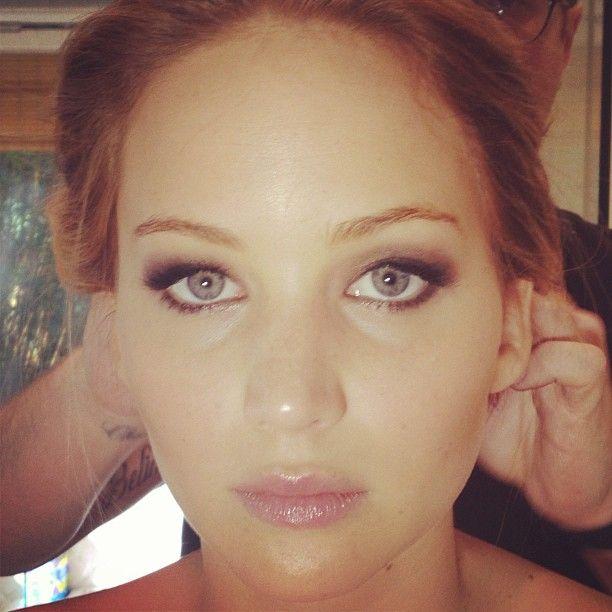 makeup Makeup jennifer   Inspiration Tutorial lawrence oscar lawrence  natural Pinter  makeup    jennifer tutorial