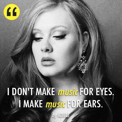 adele quotes, addition elle, plus size, inspiration, happy ...