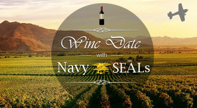 Private Plane & Wine Date with Navy SEALs