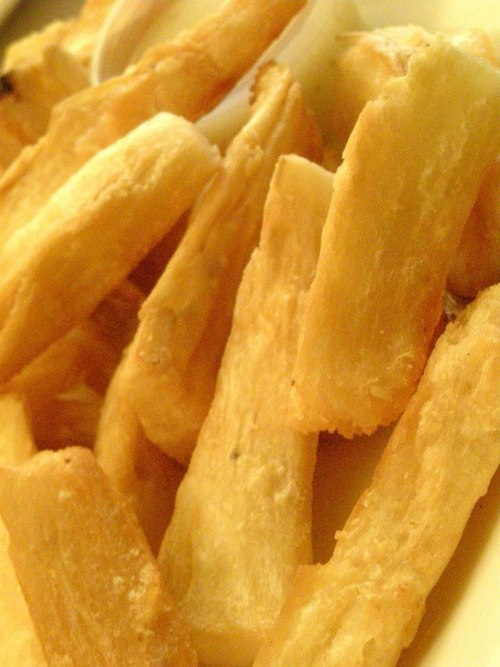 YUCCA FRIES.... had these in Scottsdale earlier this month and loved ...