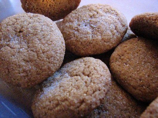 Triple-Ginger Cookies | A taste of life | Pinterest