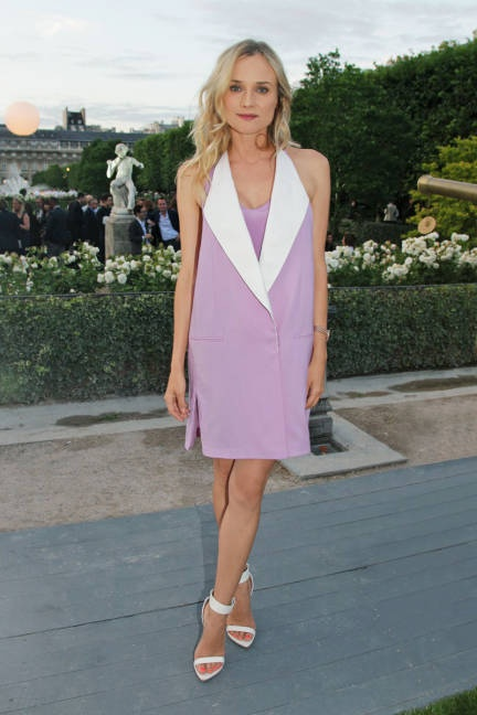 ...and has Diane Kruger ever made a style misstep?