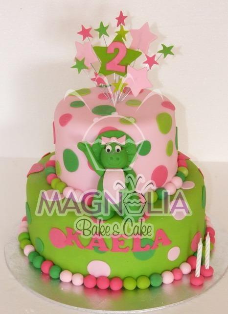 baby bop cakes
