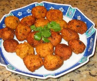 Mauritian Chili Poppers (Gateaux Piments) Recipes — Dishmaps