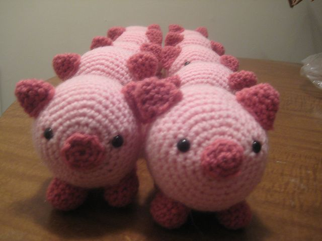 Free Pig Crochet Pattern Image Collections Knitting Patterns Free