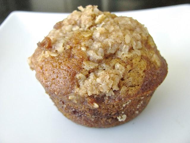 Pumpkin Cinnamon Streusel Muffins | Baked Goodness | Pinterest