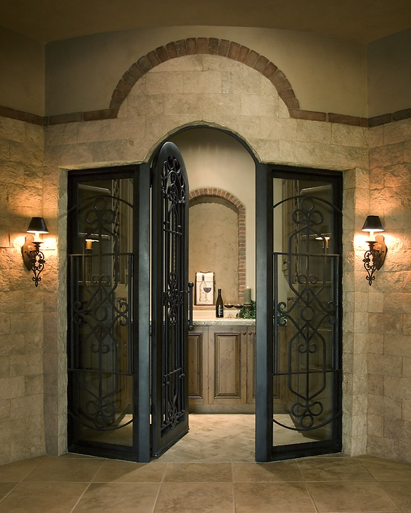 Spec home wine room dream home pinterest for Wine rooms in homes