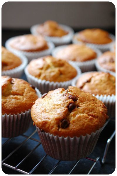 Chocolate orange muffins | Recipe