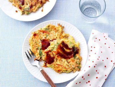 ... egg foo yung and garlic bok chicken egg foo yung and garlic bok choy