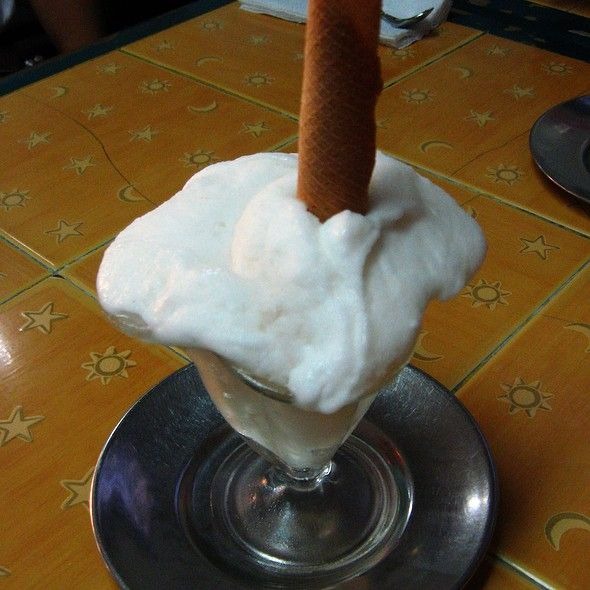 Pisco Sour Ice cream! | Peruvian Food | Pinterest