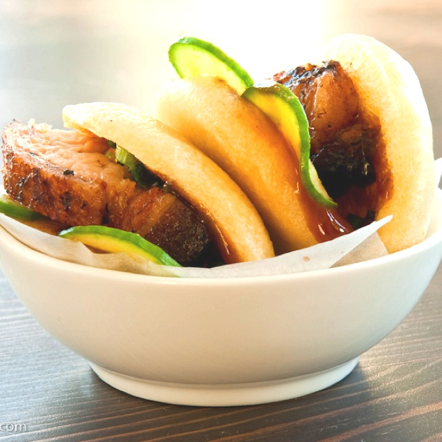 pork belly bowl steamed pork belly japanese braised pork belly pulled ...
