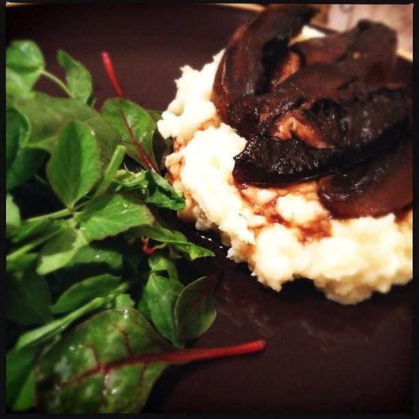 More like this: portobello , vegetarian and mushrooms .