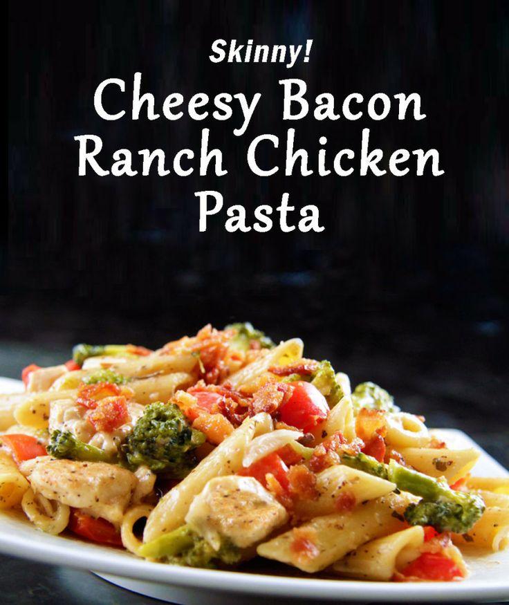 Skinny Ranch Chicken Tenders Recipe — Dishmaps