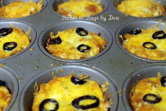 Mini Mexican Pizzas | Crafty Food | Pinterest