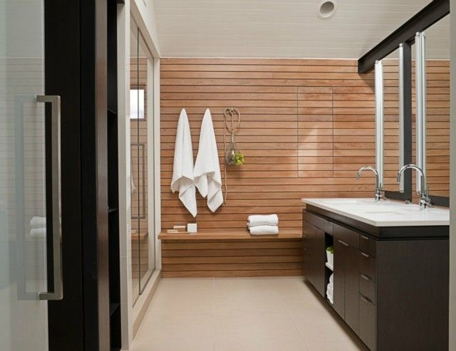 Sauna styled master bathroom bathroom oasis pinterest for Master bathroom with sauna