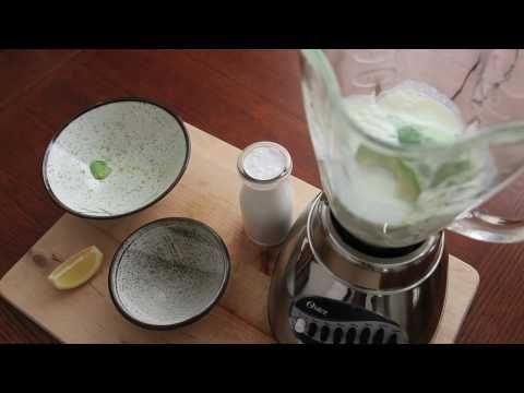 Coconut Avocado Ice Cream video tutorial | Favorite Places & Spaces ...