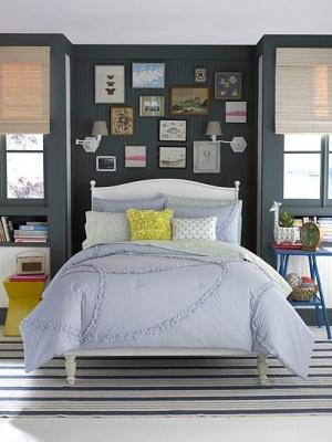 Preppin 39 Postgrad Design On A Dime Bedroom
