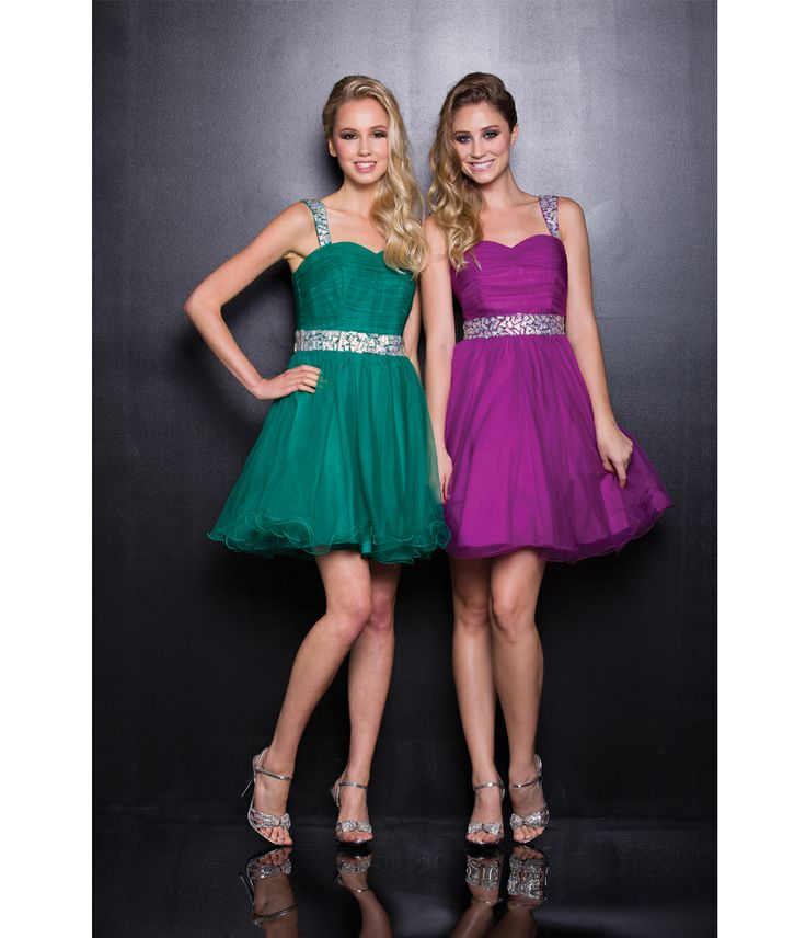 Short Dresses For Homecoming