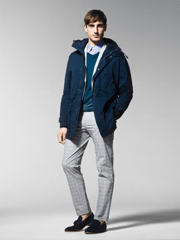 United Colours of Benetton Menswear: SS13