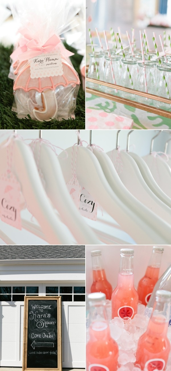 April showers inspired baby shower style me pretty