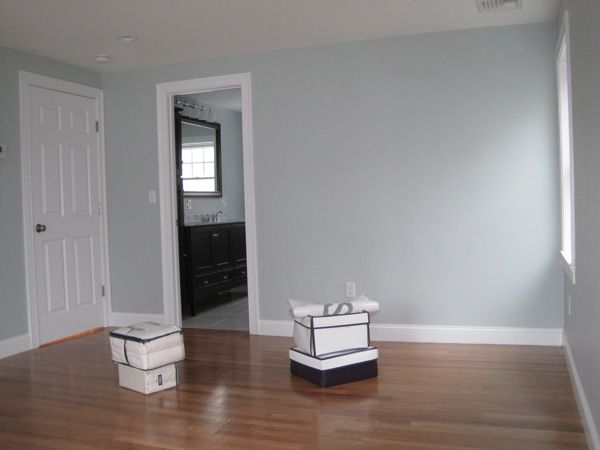 benjamin moore woodlawn blue for the home pinterest. Black Bedroom Furniture Sets. Home Design Ideas