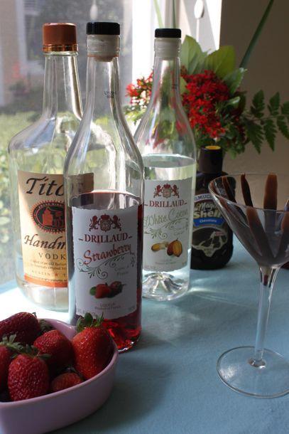 valentine's day martini names
